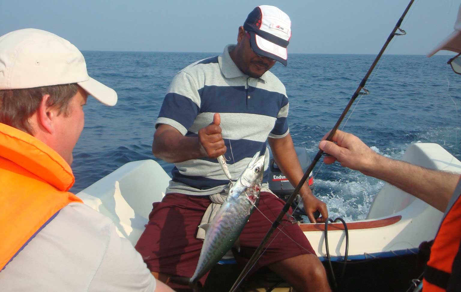 deep sea fishing hikkaduwa