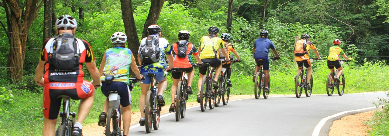 Cycling Excursions Sri Lanka
