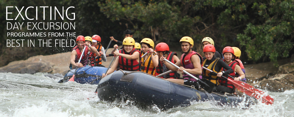 White Water Rafting in Kithulgala Sri Lanka by Sri Lanka Day Tours