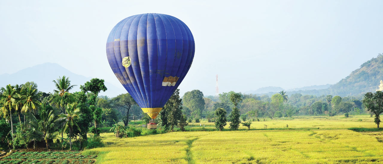 Hot air ballooning, hot air ballooning Sri Lanka, Hot Air Ballooning Kandalama
