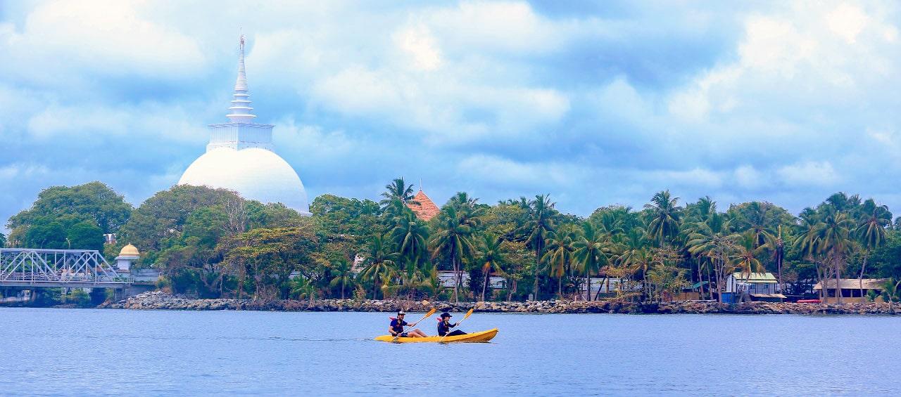 Canoeing, Canoeing Sri Lanka, Canoeing Trips, Kayaking, Kalu Ganga, Black River