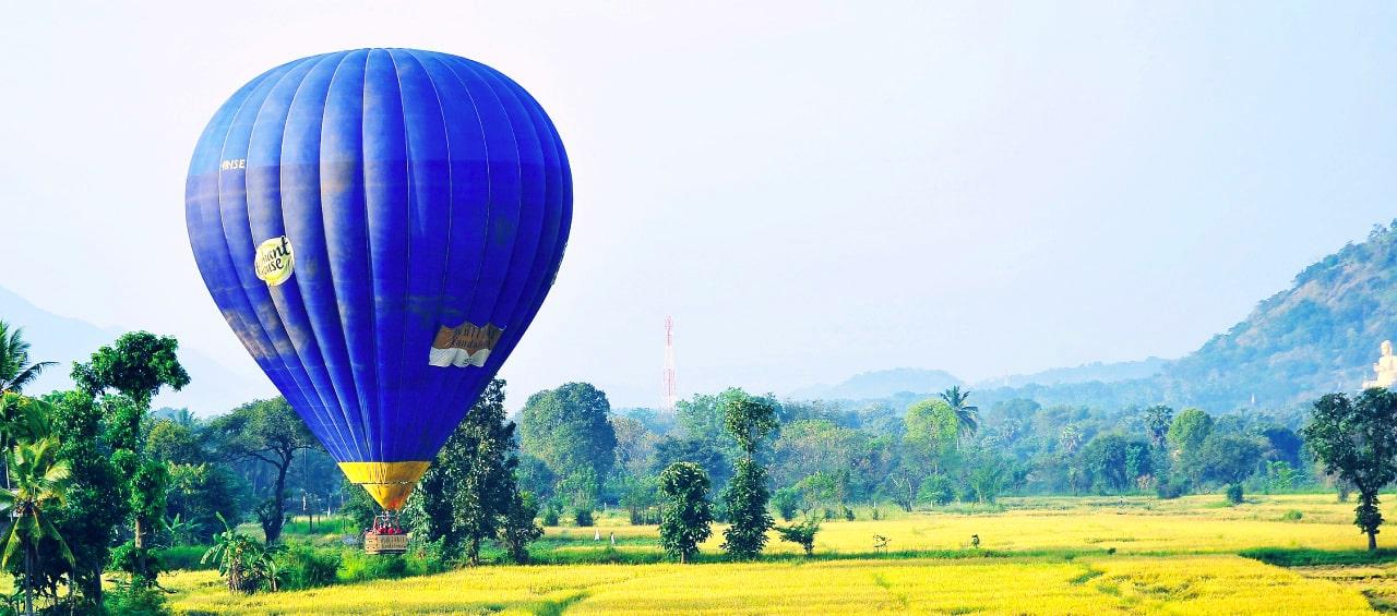 Hot air ballooning, hot air ballooning Sri Lanka, Hot Air Ballooning Kandalama