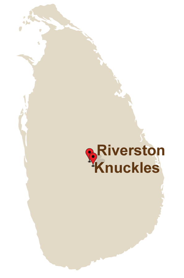 1 Trekking Expedition Knuckles Riverstone