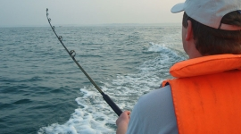 Deep sea fishing Sri Lanka