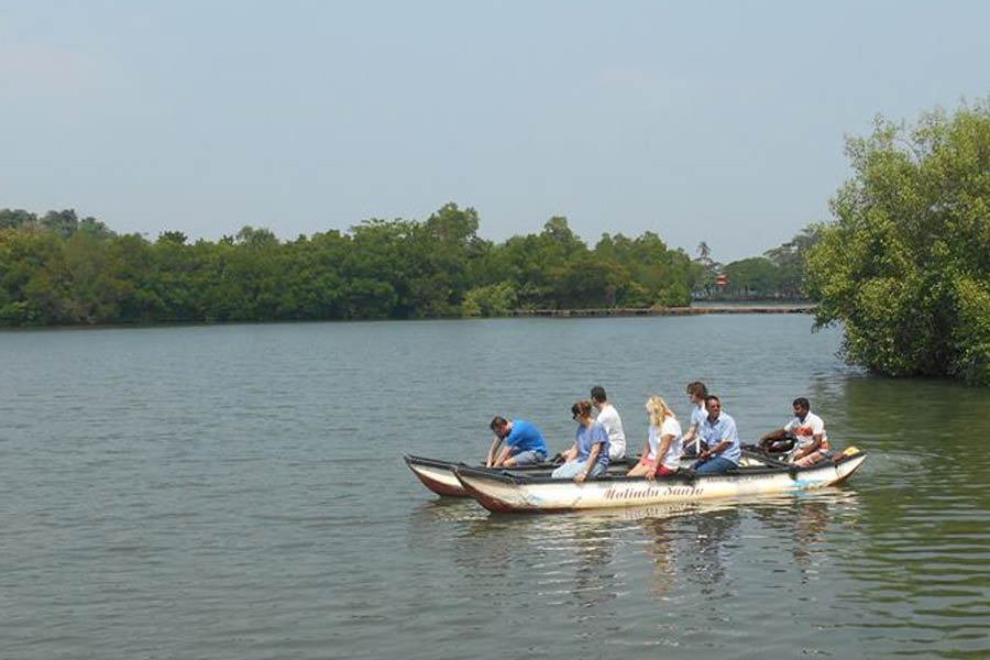 Koggala Lake Tour