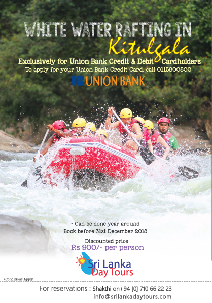 White water Rafting in Kitulgala A5